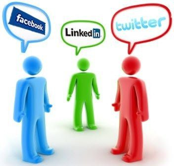 Real Estate Agents can get massive exposure by creating a Social Media Syndicate
