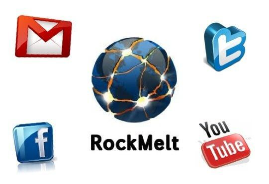RockMelt is the Best Browser for Realtors and Mortgage Marketers