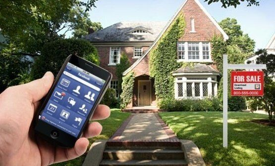 Facebook mobile real estate