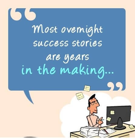 There's No Such Thing As an Overnight Success [Ryan's Rants]