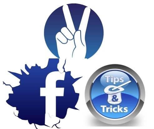 2 facebook tricks