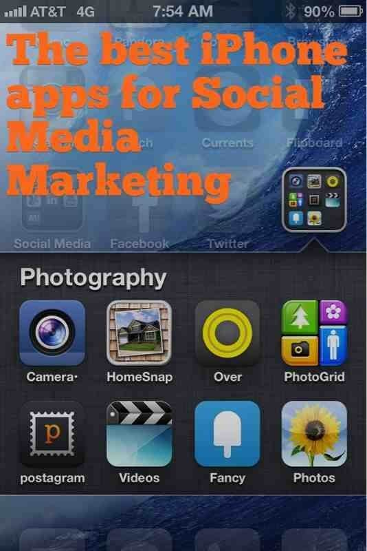 Social Media Marketing Ideas: The Use of iPhone Apps