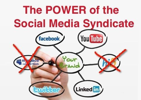 The POWER of A Social Media Syndicate