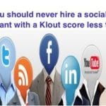 Why you should never hire a social media consultant with a Klout score less than 50 [Ryan's Rants]