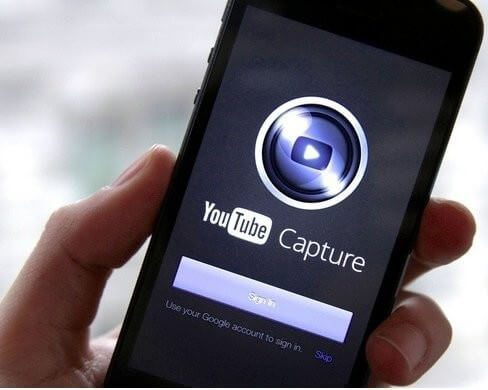 YouTube Capture is the Next Evolution of Mobile Video