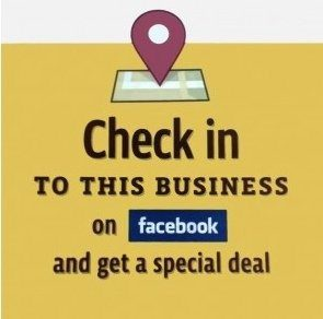 3 Benefits of Using Facebook Check-Ins for Your Business