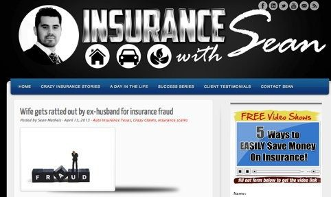 Insurance with Sean