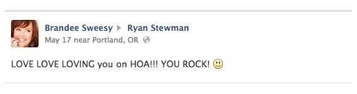 Brandee Sweesy Rock