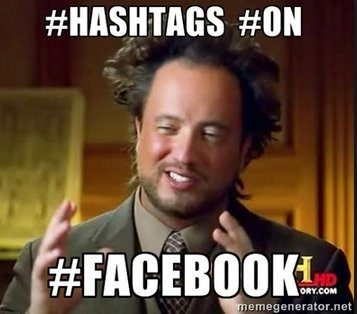How Aliens are Using Hashtags on Facebook to Read our Minds