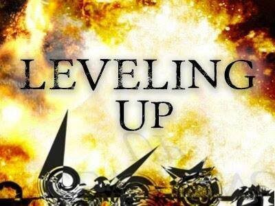The Never Ending Process of Leveling Up
