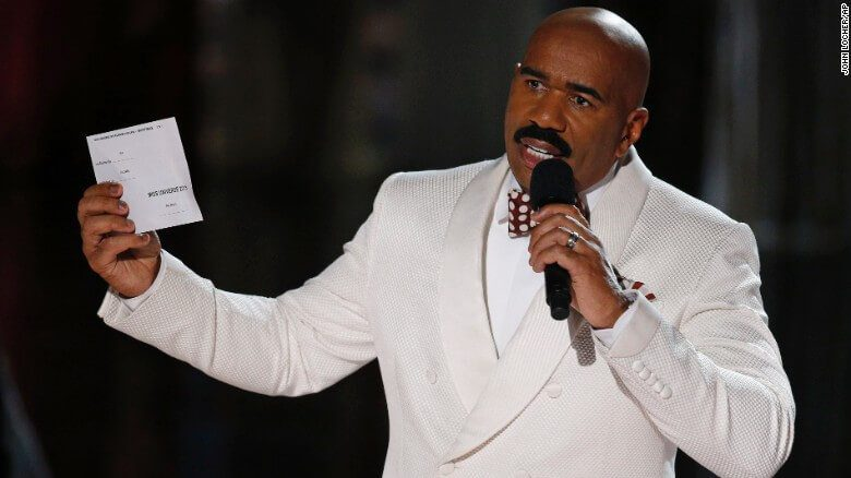 A Lesson In Success and Personal Responsibility From Steve Harvey