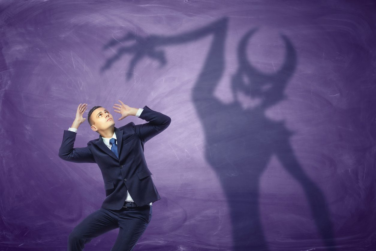 How Much Of Your Soul Has Been Destroyed By Working In Sales?
