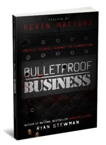 Bulletproof Business 3D Book