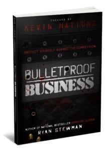 Bulletproof Business 3D Book
