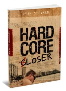 Hardcore Closer Book 3D