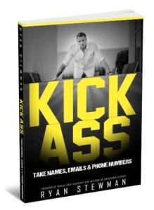 Kick Ass book 3D