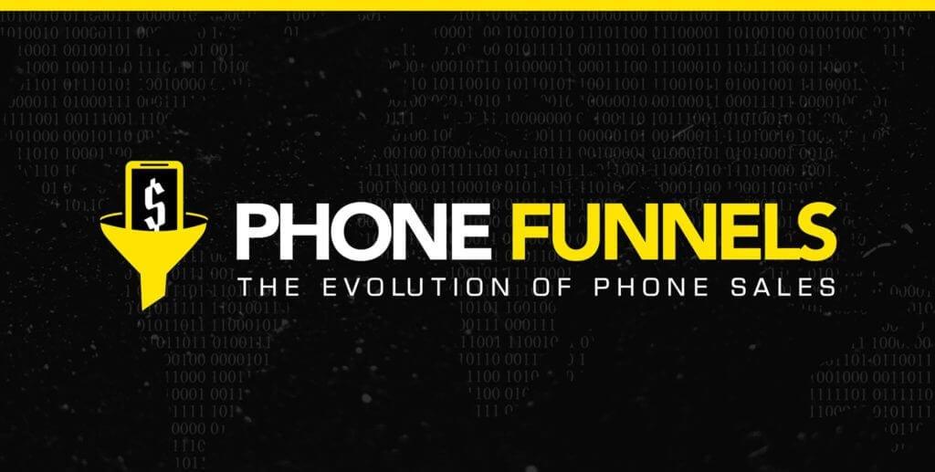 phone funnels logo