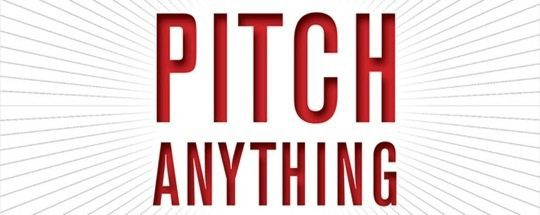Book Review: Pitch Anything – Oren Klaff