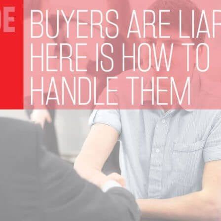 THC Podcast 017: The Truth About Why Buyers Are Liars