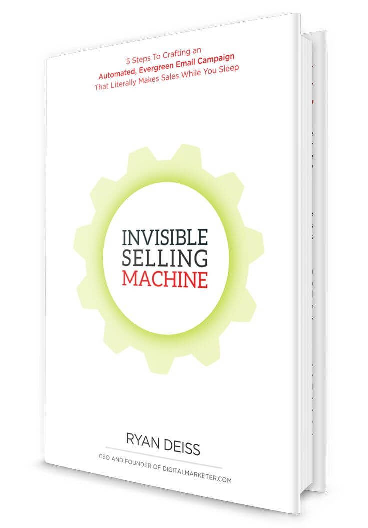 Book Review: Invisible Selling Machine – Ryan Deiss