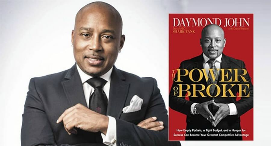 Book Review: The Power of Broke – Daymond John