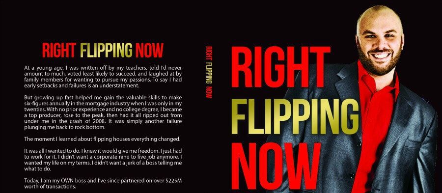 Book Review: Right Flipping Now by Jason Lucchesi