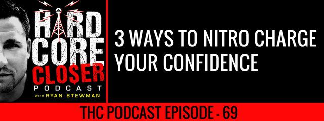 3 Ways To Nitro Charge Your Confidence