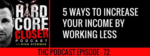 5 ways to increase your income by working less