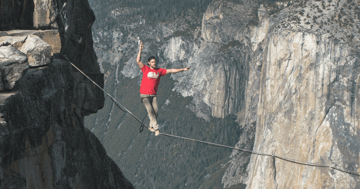 ReWire 042: Valuable Lessons From A 1800s Tight Ropewalker