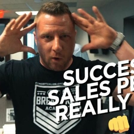 How Successful Salespeople Think [Video]