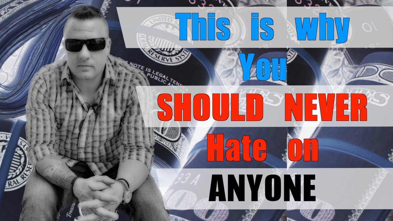 This is Why You Should Never Hate on Anyone [Video]