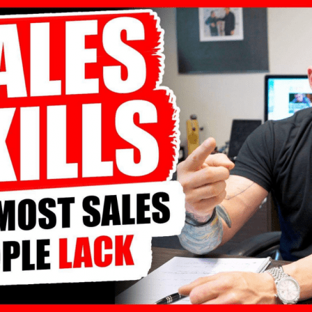 The #1 Sales Skill Most Salespeople Lack [Video]