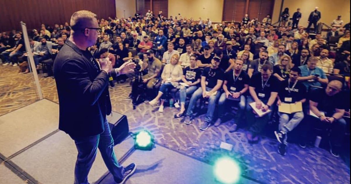 THC Podcast 166: How To Host A Successful Live Business Event