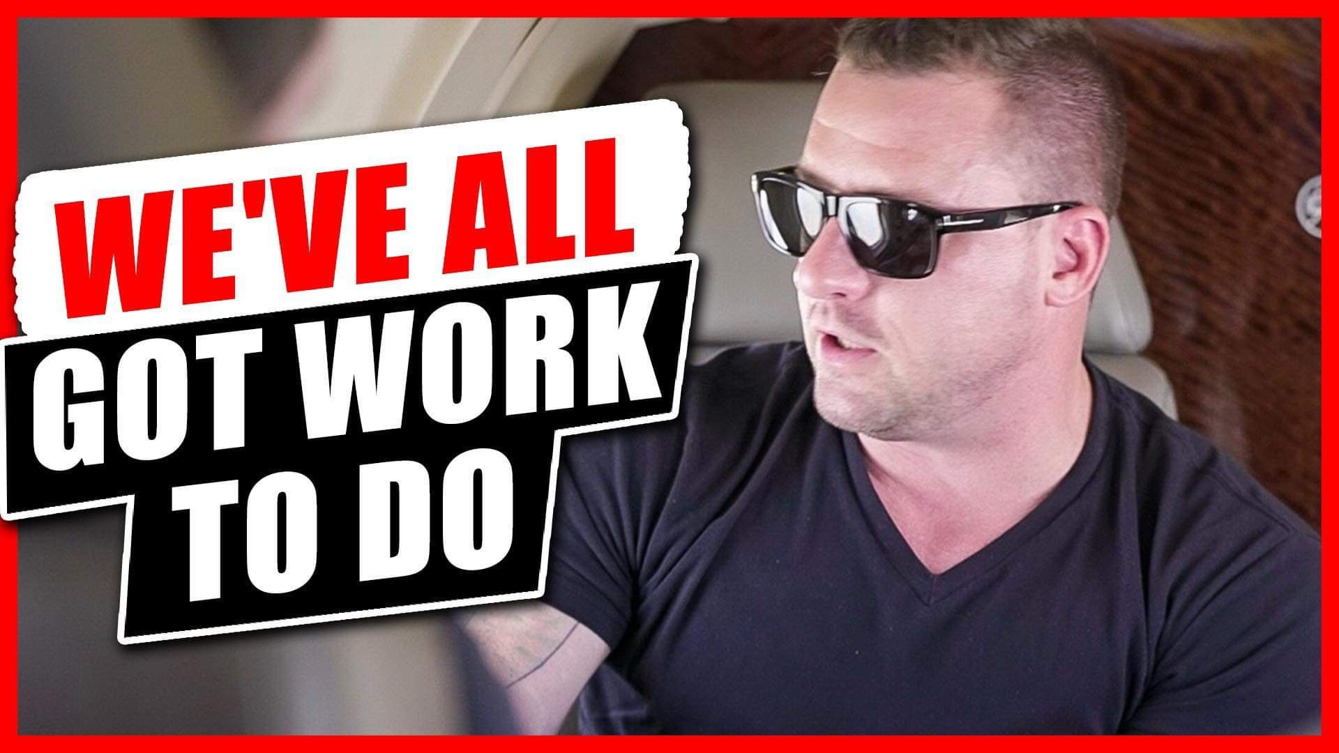 We've All Got Work To Do [VIDEO]