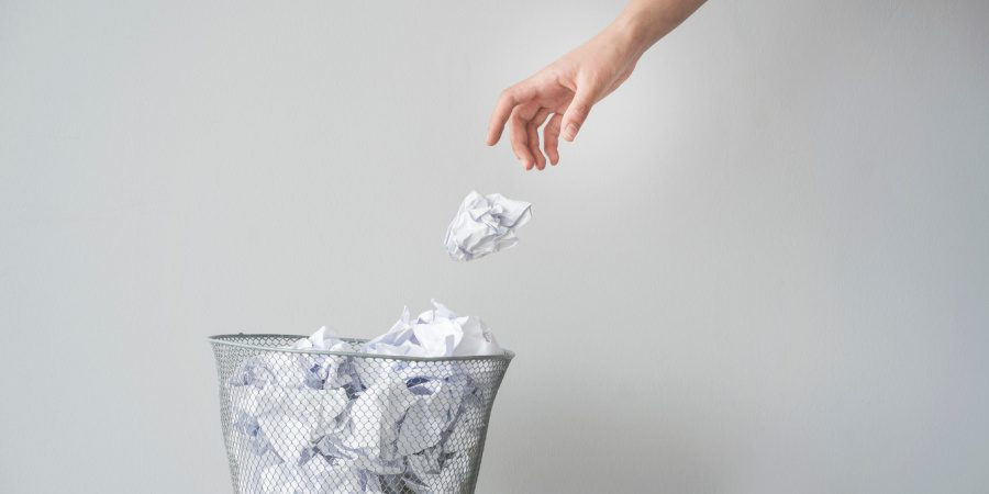 Why Do We Waste So Much?