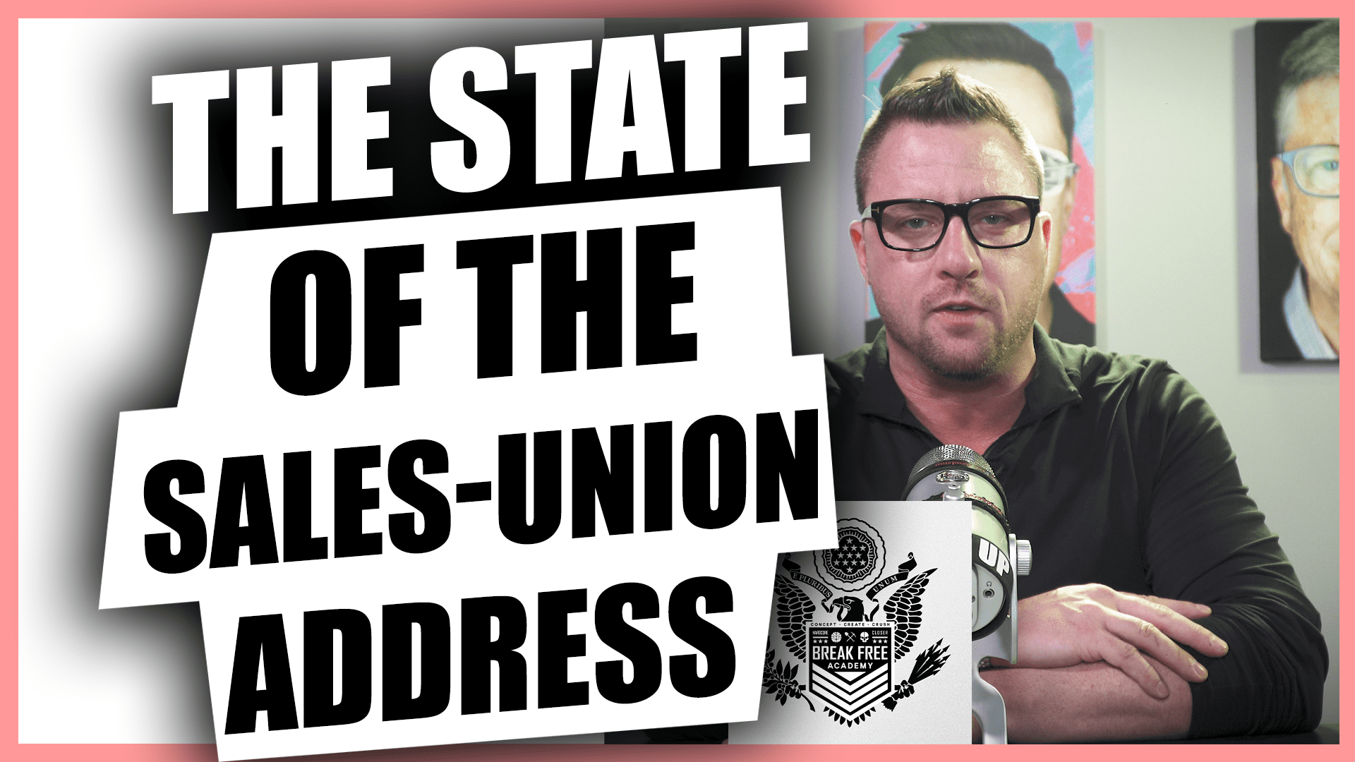 The states of the sales union address