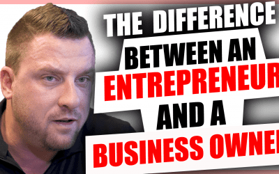 The Difference Between an Entrepreneur and a Business Owner [Video]