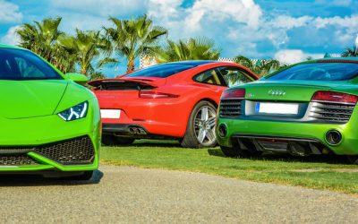 What I Learned By Trying To Give Away a Half A Million Dollars In Exotic Cars