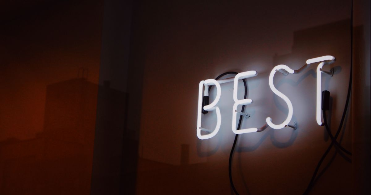 Be The Best And F_ck The Rest