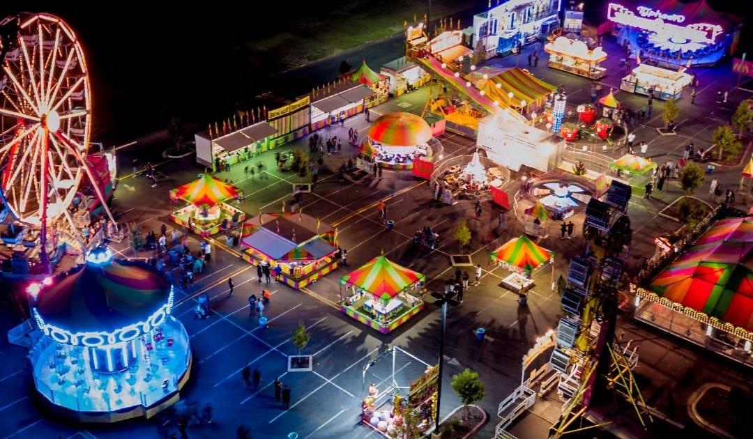The Fair Is An Event…