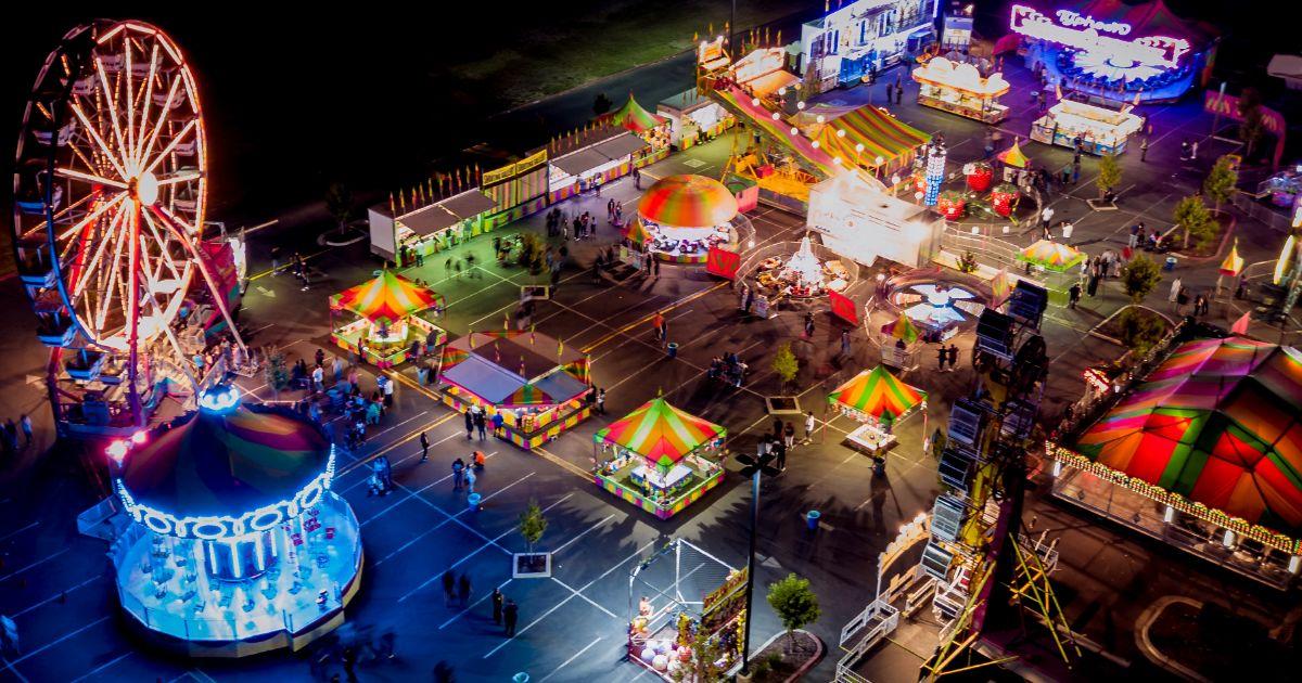 The Fair Is An Event