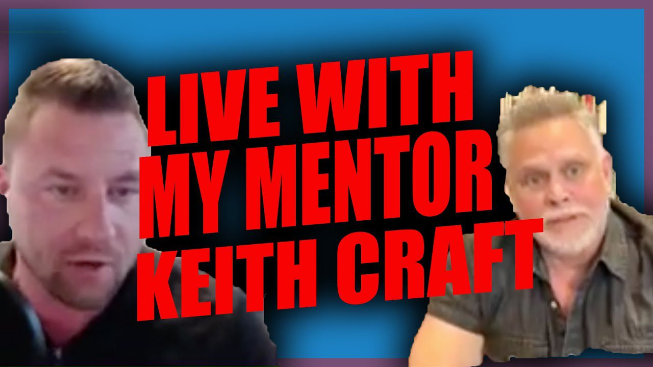 Live Interview With Keith Craft