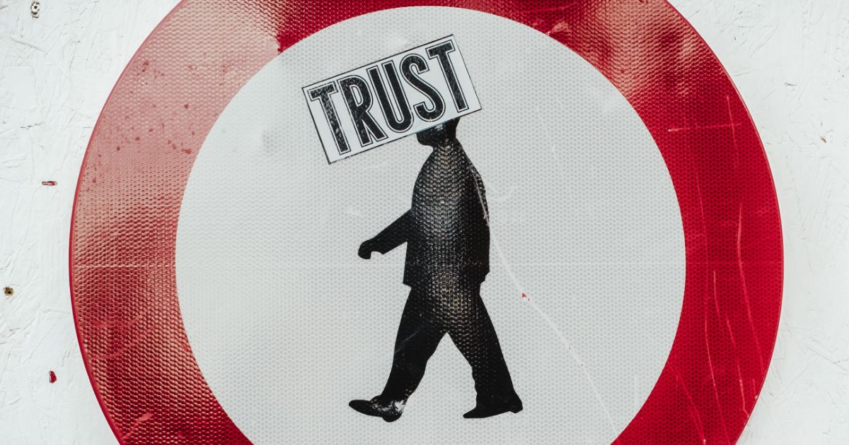 Building Trust, Safety, and Security In the New World Order