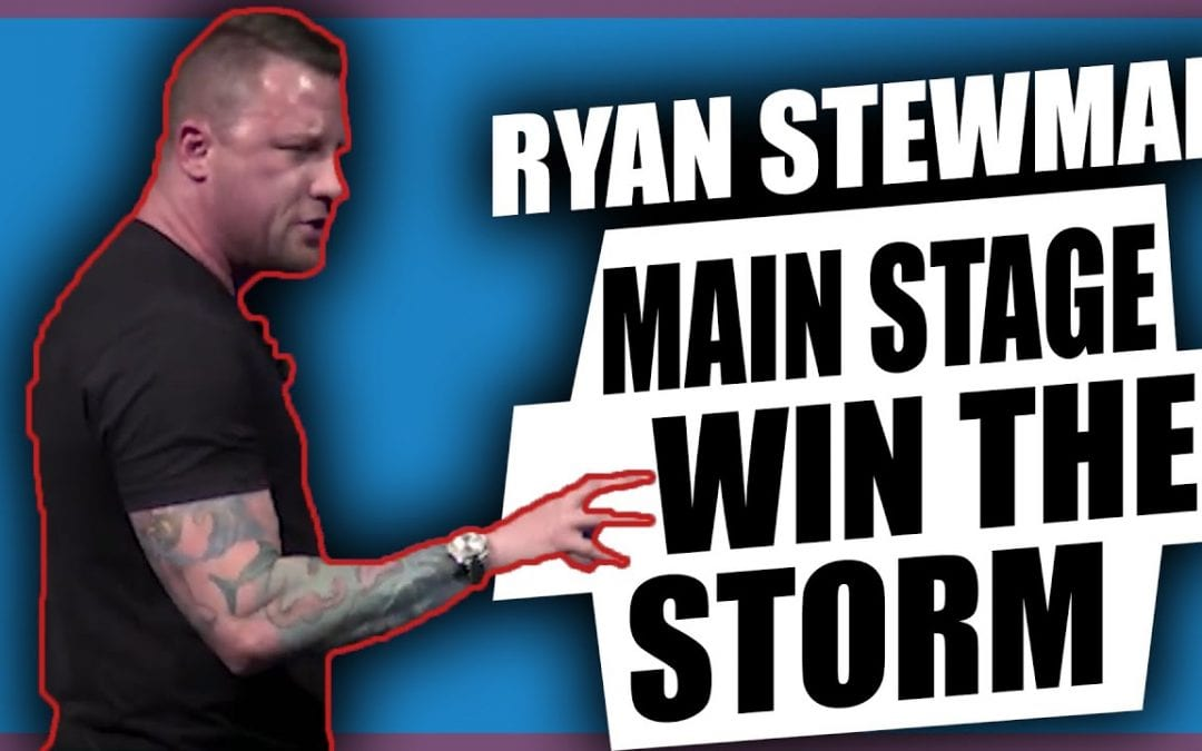 Speaking On The Main Stage At Win The Storm 2020 in Phoenix Arizona [Video]