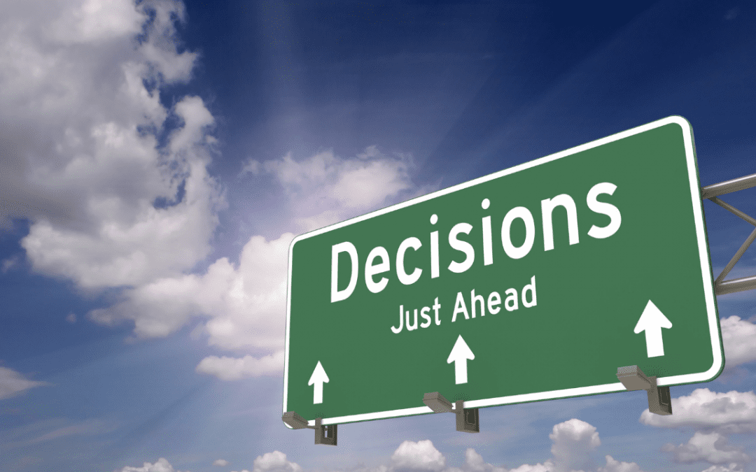 Hierarchy of Decision Making