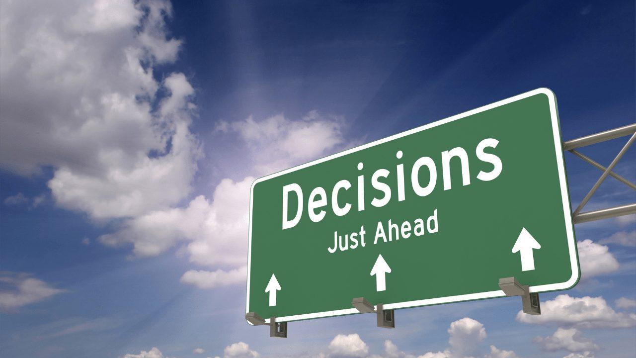decisions, business, mindset