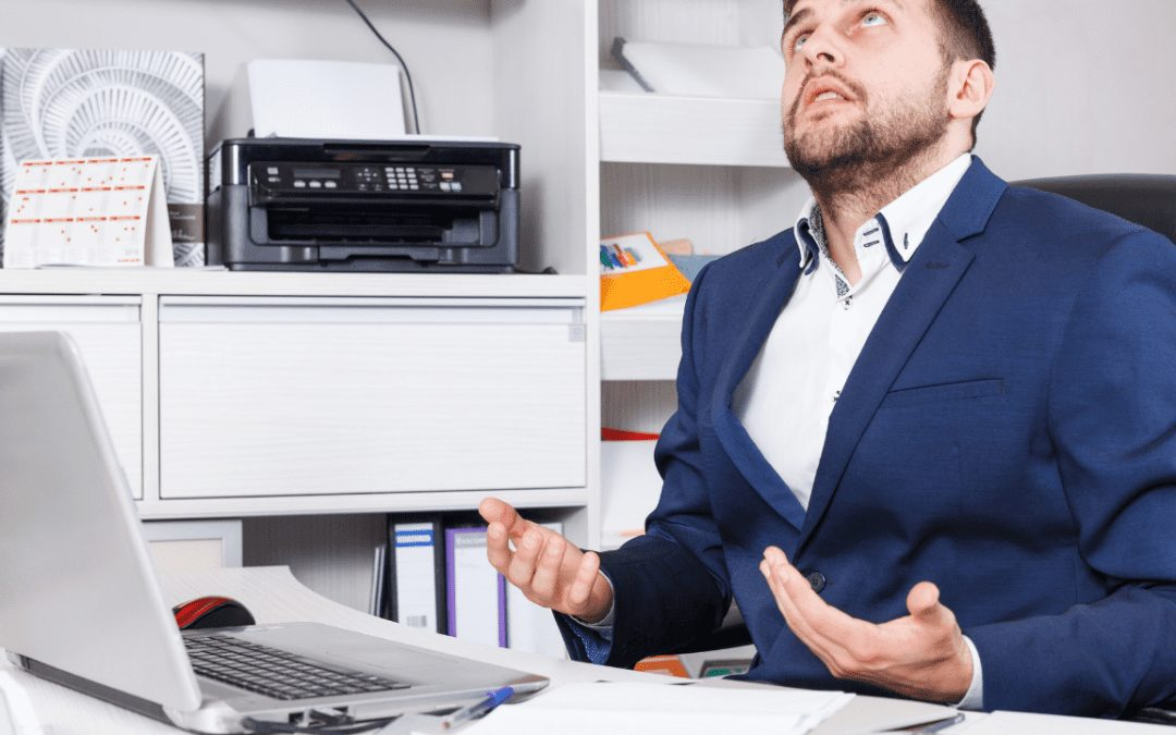 10 Habits of the Worst Salesperson that will Plummet Yourself Straight to the Bottom of the Leaderboard