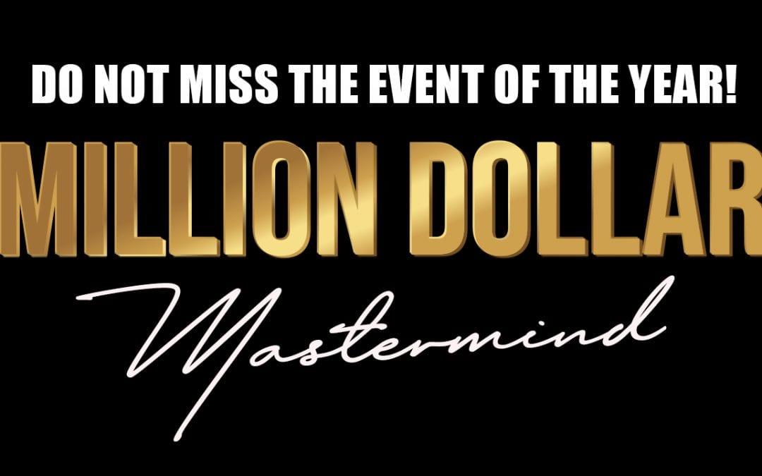2021 Million Dollar Mastermind