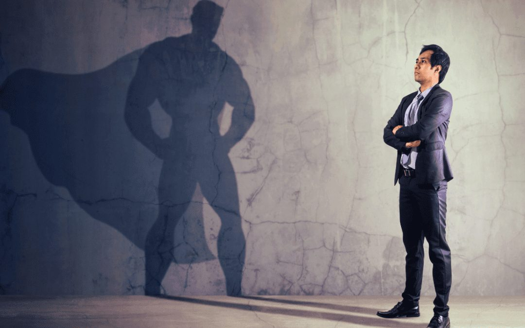 Slaying Your Superhero Syndrome