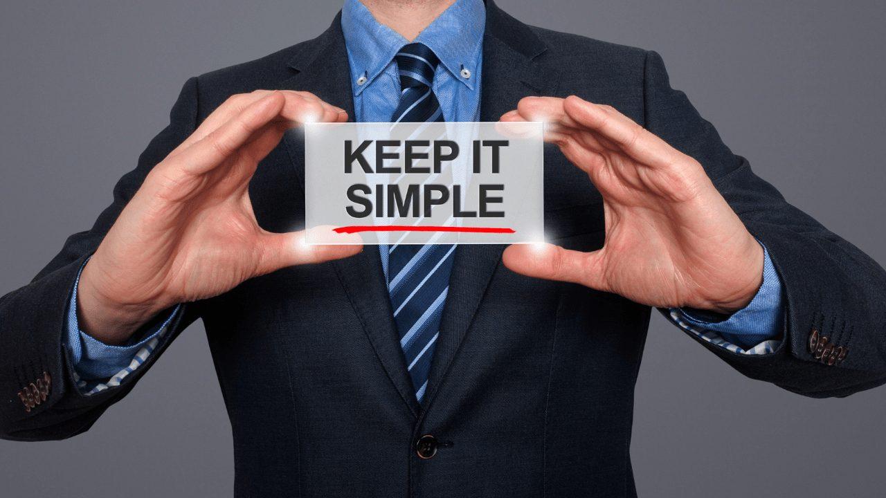 simple, work, business, ideas